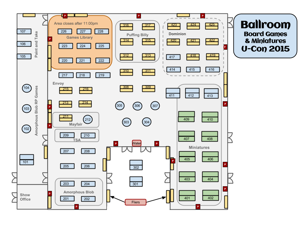 U-Con 2015 Ballroom Layout - CLEAN