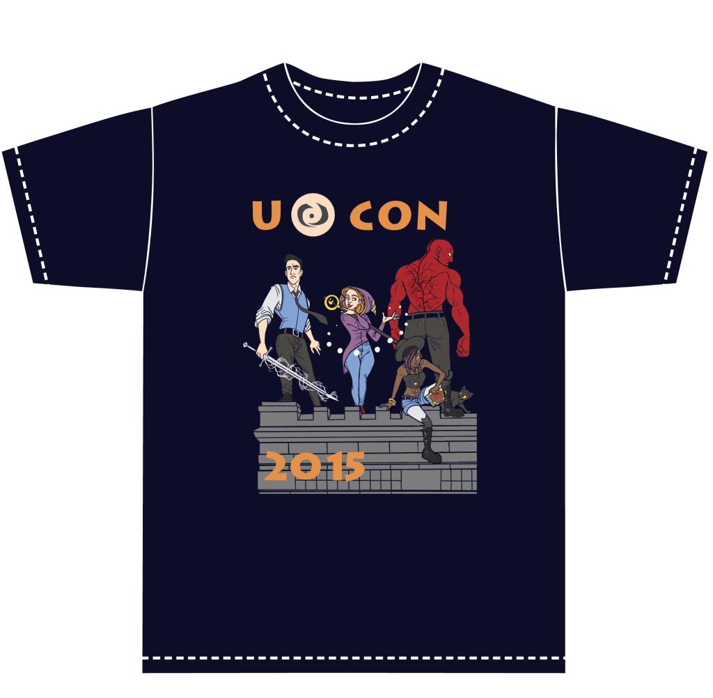 U-Con 2015 Shirt