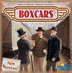Boxcars Cover Art