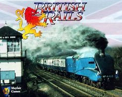 British Rails Cover Art