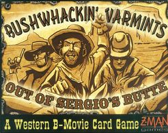 Bushwhackin' Varmints Cover Art