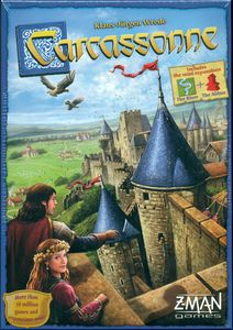 Carcassone Cover Art