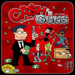 Cash n Guns Cover Art