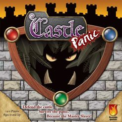 Castle Panic Cover Art