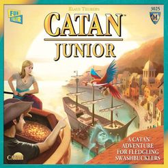 Catan Junior Cover Art