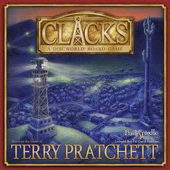 Clacks Cover Art