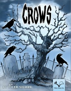 Crows Cover Art