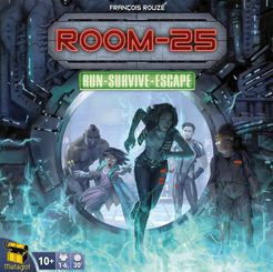 Room 25 Cover Art