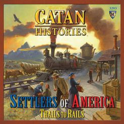 Settlers of America Cover Art
