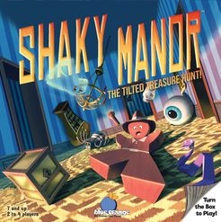 Shaky Manor Cover Art