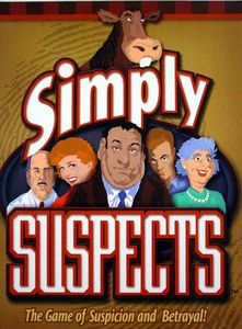Simply Suspects Cover Art