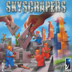 Skyscrapers Cover Art