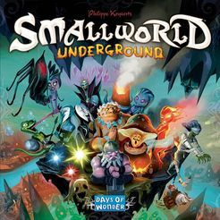 Small World Underground Cover Art