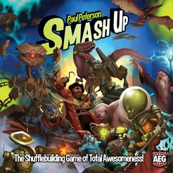 Smash Up Underground Cover Art
