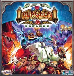 Super Dungeon Explore Cover Art