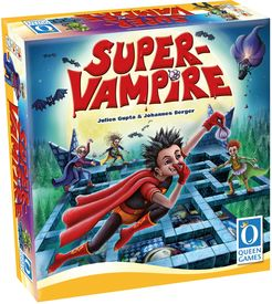 Super Vampire Cover Art