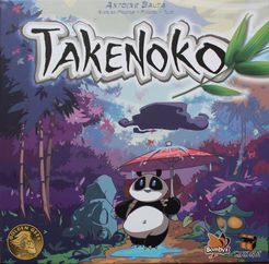 Takenoko Cover Art