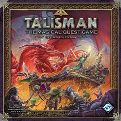 Talisman Cover Art