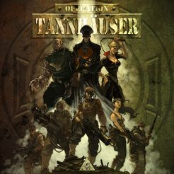 Tannhauser Cover Art