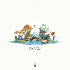 Tokaido Cover Art