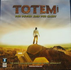 Totemland Cover Art