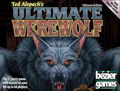 Ultimate werewolf Cover Art