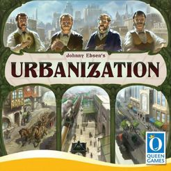 Urbanization Cover Art