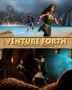 Venture Forth Cover Art