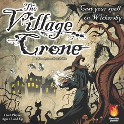 Village Crone Cover Art