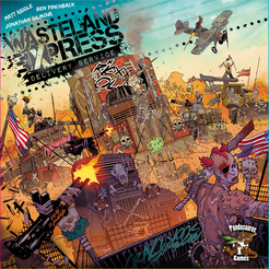 Wasteland Express DS Cover Art