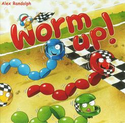 Worm Up Cover Art