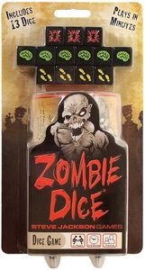 Zombie Dice Cover Art