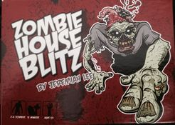 Zombie House Blitz Cover Art