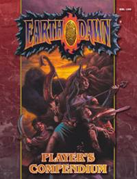 Featured Game: Earthdawn