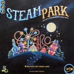 Steam Park Cover Art