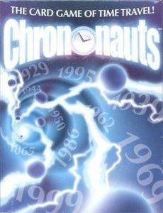 Chrononauts Cover Art