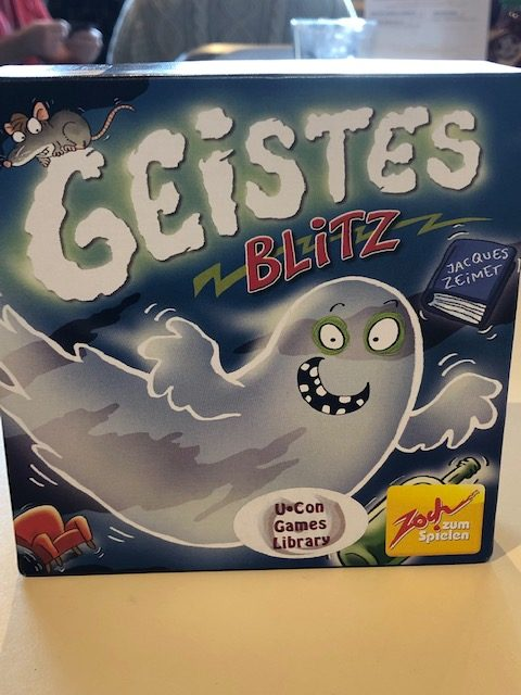 Game Spotlight – Ghost Blitz