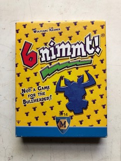 Game Spotlight – 6nimmt