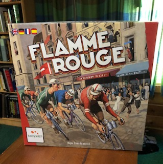 Game Spotlight – Flamme Rouge