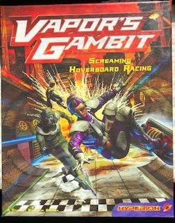 Game Spotlight – Vapor's Gambit