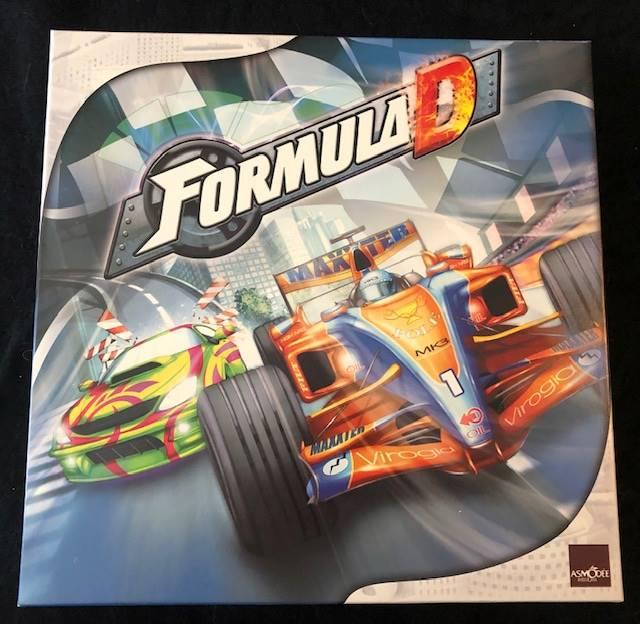 Game Spotlight – FormulaD
